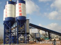Mobile Concrete Batching Mixing Plants