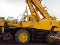 used rough-terrain crane