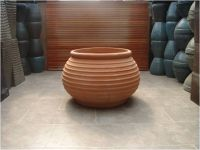 Glazed Planter