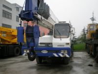 Used Tadano 55 ton Crane, TG-550E, used tadano crane, used truck crane