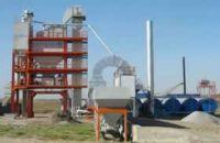 Asphalt mixing plant/Bitumen plant