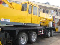 truck crane used