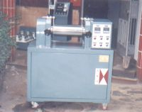 Plastic Roll Mill Machine