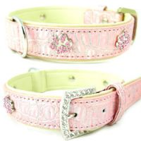 Pet Collar & Leash,rhinestone Dog Collar,pet Products