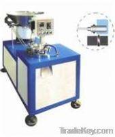 Plastic Cap Slitting & Folding Machine