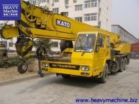 USED NK250E KATO TRUCK CRANE