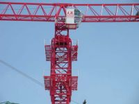 Sell Tower Crane QTZ125(6015) Flat-top or not