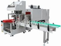 PE Film Bottle Automatic Sleeve Shrink Packaging Machine