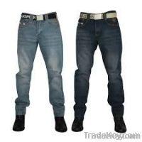 Slim cut Jeans