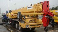 Hydraulic Tadano Truck Crane GT650E Rough terrain crane 65tons