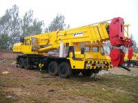 Japan Original Tadano Crane 120tons, Tower Crane TG1200M, Truck Crane