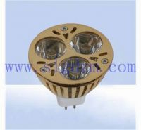 LED High Power Spot Lamp (3 X 1W)