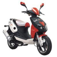 50cc New Design Scooter With Eec Epa And Dot Approval