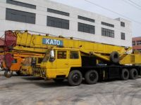 used kato truck crane 45ton