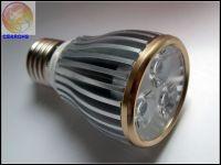 E27 6w LED spotlight