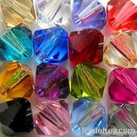 Crystal Bicone Beads