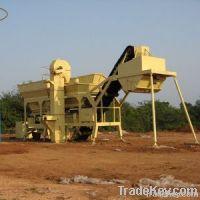 soil mixing machine
