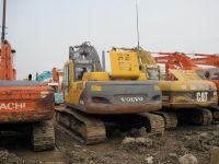 Secondhand Volvo Excavator