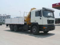 derrick cargo truck / truck mounted crane