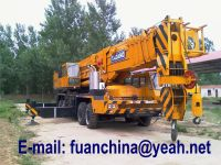 Sell Used 160 Tons Tadano Truck Crane ( TG-1600M )
