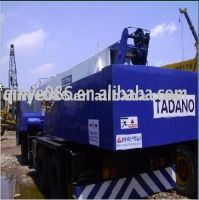 25ton used truck crane tanado