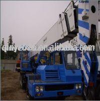 25 ton, TADANO crane, TG250E, used crane, truck crane