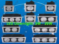 LED Down Light (3 - 36W)