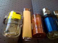 Butane Reusable Lighters