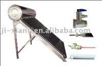 Integrated Presurized Solar Water Heater