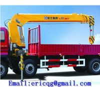xcmg truck-mouted crane