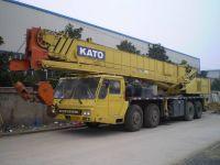 used kato 50T crane