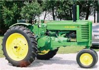John Deere Tractor
