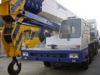 second-hand  truck crane
