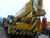 sell used truck crane tadano 80 tons