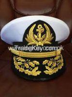 Naval caps/headwear