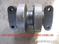 Bottom roller for Crawler crane