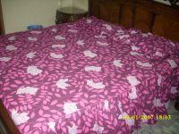 2 SIDE DORI FRILL BED SHEETS