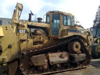 used caterpillar bulldozers CAT D8N