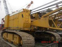 crawler crane LIEBHERR HS881HD 100ton