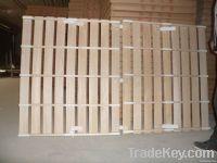 Paulownia bent/straight bed slat wood