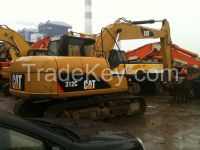 Used Caterpillar Crawler Excavator 312C