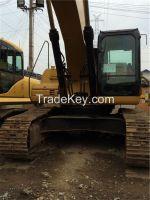 Used Caterpillar Excavator 336D