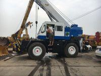 Used Tadano TR250M Rough Terrain Crane