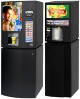 Fruit Drink Vending Machines And Dispensers