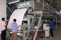 Sell white top paper coating machine
