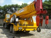 Used crane(50 ton crane, tadano 50t crane, used truck crane)