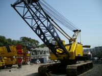 crawler crane, used crawler crane, KOBELCO crawler crane