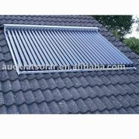 U-Pipe Solar Collector Water Heater