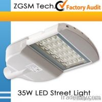 High Efficient &Energy Saving 30W LED Street Lighting With Adequate He