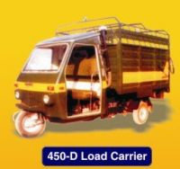 Vikram 3-wheeler 450-d Load Carrier